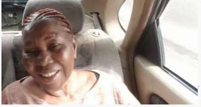 Côte d'Ivoire : Yopougon, une dame portée disparue depuis dimanche, sa famille très inquiète