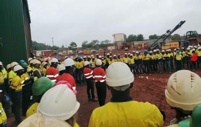 Côte d'Ivoire : Hiré, licenciés pour motifs économiques, près de 500 travailleurs d'u...
