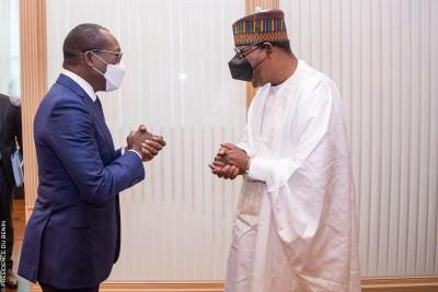 Bénin : Premier tête à tête entre Patrice Talon et Boni Yayi depuis cinq ans