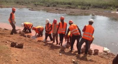 Côte d'Ivoire : 116 nouveaux permis de recherche attribués à des sociétés minières su...