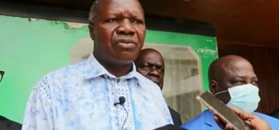 Côte d'Ivoire : Mabri Toikeusse chez Bédié fait le constat que le dialogue politique est au point mort, il évoque la question de la présidentielle de 2025