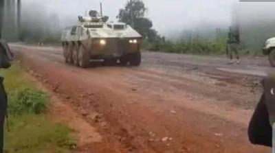 Cameroun: Crise anglophone, le conflit s'enlise, l'armée déploie des chars lourds