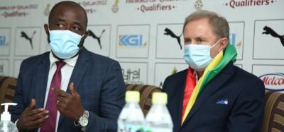 Ghana : Black Stars, Milovan Rajevac nommé nouvel entraineur, termes du contrat