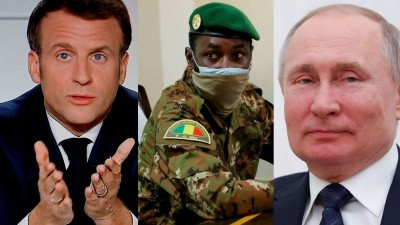Mali : Wagner, Florence Parly à Bamako peine à convaincre Assimi Goita :« La solution russe est déjà à portée de main »