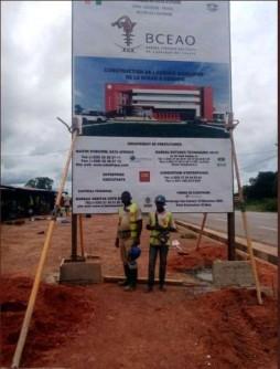 Côte d'Ivoire : Une agence auxiliaire de la Bceao va bientôt sortir de terre à Odienn...