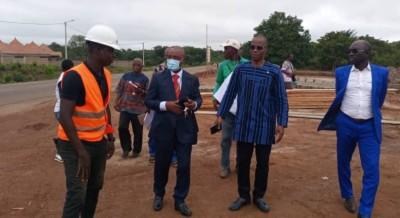 Côte d'Ivoire : Diabo, menant des actions de développement pour sa commune, le maire à ses détracteurs: « Je ne répond pas au coup de pied de l'âne...»