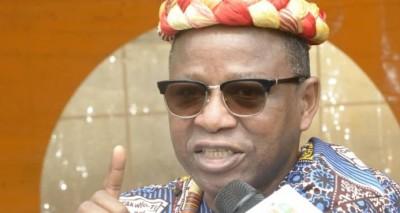 Côte d'Ivoire :   Bingerville, trois ministres de la Culture et de la communication p...