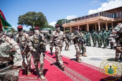 Guinée : Le FNDC publie sa liste noire de gens à bannir de la transition, le nom du colonel Doumbouya rayé