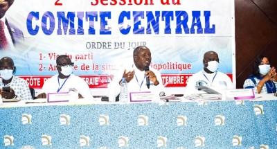 Côte d'Ivoire :   Élection présidentielle de 2025, Mabri à propos du retrait de Gbagb...