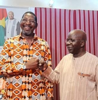Burkina Faso : Le chef du parlement Alassane Bala Sakandé, nouveau président du parti au pouvoir