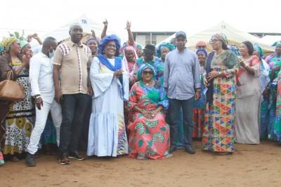 Côte d'Ivoire : Autonomisation des femmes, une fédération voit le jour à Yopougon ave...