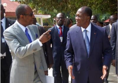 Côte d'Ivoire-Guinée : Ouattara : « Une mauvaise gouvernance peut amener des militaires à intervenir dans le jeu politique »