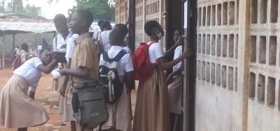 Togo :  Rentrée scolaire 2021-2022, défis aux élèves et parents