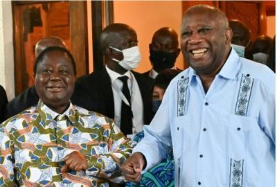 Côte d'Ivoire : Relations  avec Gbagbo, Bédié, et Soro, Ouattara fait le grand déballage