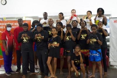 Côte d'Ivoire : Boxe Thaï, la section féminine de la Fédération ivoirienne vise les JO de Paris 2024
