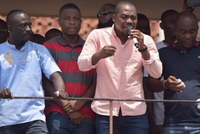 Côte d'Ivoire : Délocalisation de la gare SOTRA de l'université de Cocody, orientatio...