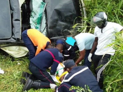 Côte d'Ivoire : Quatre personnes ont encore péri dans un accident de circulation le w...