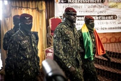 Guinée : Ce que dit la charte de la transition dévoilée par la junte au pouvoir