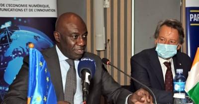 Côte d'Ivoire : Roger Adom révèle qu'entre 2017-2018, la cybercriminalité a occasionn...
