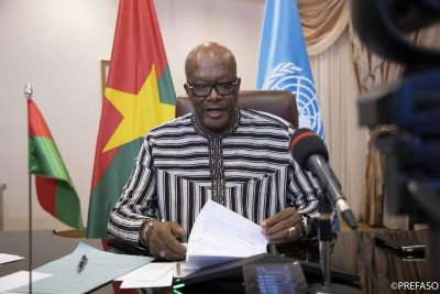 Burkina Faso : Développement de l'industrie pharmaceutique, le président Kaboré pour...