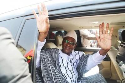 Mali : Choguel Maïga accueilli en grande pompe dès son retour de New York