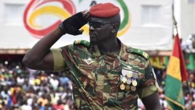 Guinée : La junte annonce la prestation de serment du colonel Doumbouya, voici le programme