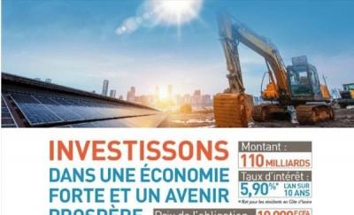 Côte d'Ivoire : 117 milliards FCFA levés en éclair sur le marché régional