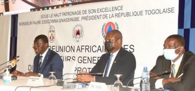 Togo :  Recommandations de la 5e réunion des pays africains de l'OIPC