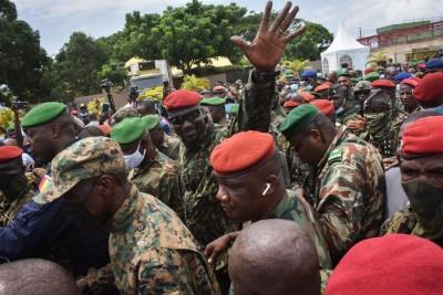 Guinée : Pour son investiture, le colonel Mamadi Doumbouya déclare vendredi « jour férié »