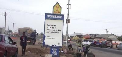 Ghana : Impasse pour les habitants du camp des réfugiés de  Budumburam à démolir