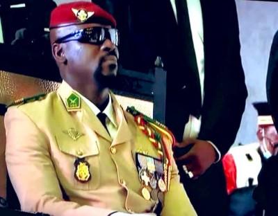 Guinée : Fin du régime d'Alpha Condé , le colonel Mamadi Doumbouya investi Président de la transition