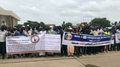Tchad: La marche de la coalition «Wakit Tama» contre la junte dispersée à coups de ga...