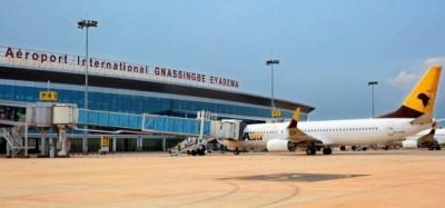 Togo :  Covid-19, accès conditionné à l'aéroport de Lomé