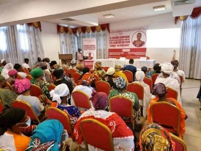 Côte d'Ivoire : Bouaké, afin de lutter contre les cancers du col de l'utérus et du sein, les femmes invitées à se faire dépister gratuitement