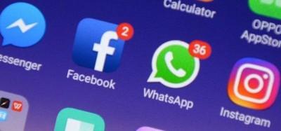 Afrique :  Facebook, Instagram, WhatsApp en panne