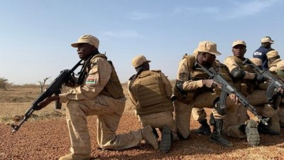 Burkina Faso : 14 soldats tués dans l'attaque contre le détachement de Yirgou