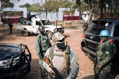Centrafrique : Trois mercenaires russes tués dans une embuscade des 3R dans l'ouest
