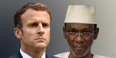 Mali-France : Macron sort de ses gonds et s'en prend à la transition : « Que l'Etat revienne au Mali »