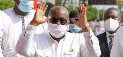 Ghana :  Sortie d'Akufo-Addo sur la course à sa succession au sein du NPP pour 2024