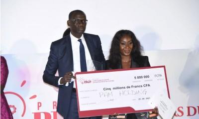 Côte d'Ivoire : 4ème édition du prix BJKD pour le développement de l'entreprenariat jeune, la SODECI accompagne l'initiative