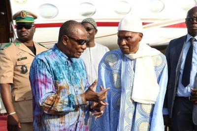 Sénégal-Guinée : L'ex-Président Abdoulaye Wade met sa villa à disposition d'Alpha Con...