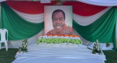 Côte d'Ivoire : Décédé le 04 septembre dernier, Leonard Groguhet sera inhumé samedi prochain à Abidjan