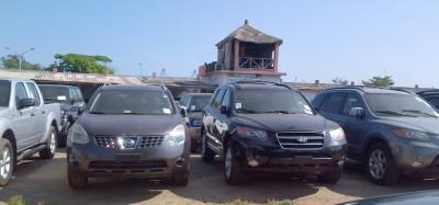 Togo :  Réduction de frais de douane pour véhicules de plus de 05 ans d'âge