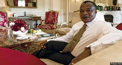 Congo : Cité dans les «Pandora papers»,le Président Sassou Nguesso dément toute impli...