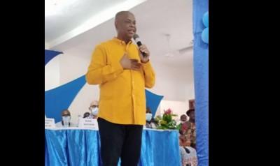Côte d'Ivoire : Depuis Yopougon Katinan s'oppose à la limite d'âge de 75 ans et martèle « l'élection de Gbagbo à la tête du Pays en 2025, c'est la finale »