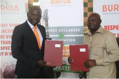 Côte d'Ivoire : Les Mairies d'Aboisso, Méagui et Grand-Zattry s'engagent aux côtés du BURIDA pour le mieux-être des artistes