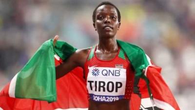 Kenya : L'athlète Agnes Tirop poignardée à mort à son domicile, son mari recherché
