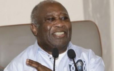 Côte d'Ivoire : Nouveau Parti de Gbagbo, voilà le projet du nom qui sera discuté au congrès constitutif