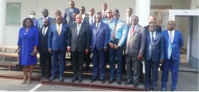 Côte d'Ivoire : Amichia gagne son « bras de fer » contre Danho, voici les nouveaux membres du Cocan et  les mesures d'urgences à 20 mois de la compétition