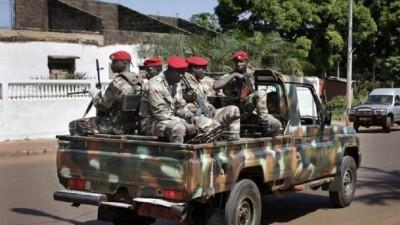 Guinée Bissau : Le patron de l'armée annonce avoir déjoué la préparation d'un  coup d' Etat